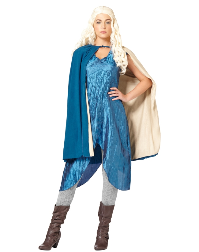 Game Of Thrones Daenerys Halloween Costume