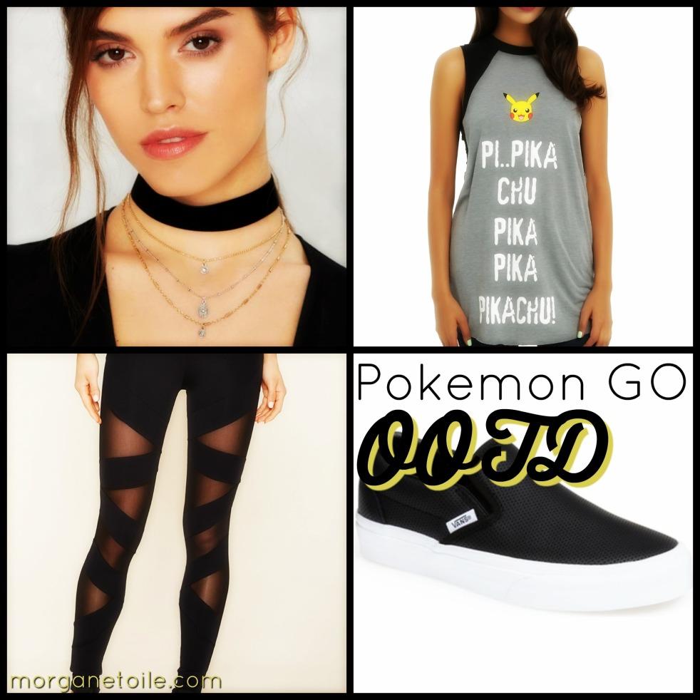 Pokemon GO OOTD